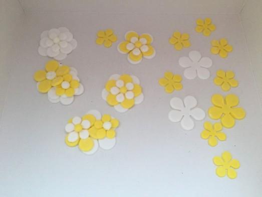 Sugarpaste flowers 2.1